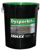 Битумно-каучуковая мастика, гидроизоляция на водной основе Dysperbit Dn 20 кг