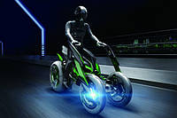Kawasaki Concept J 2013 - электротранспорт будущего