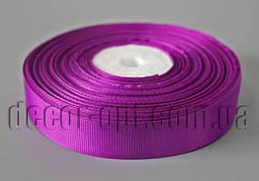 Лента репсовая фиолетовая 2,0 см 36 ярд