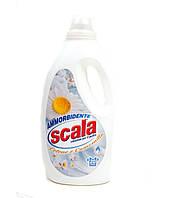 SCALA 1700 ml AMMORBIDENTE COT&CAM BIANC / Ополіскувач одягу (бавовна та ромашка) на 20 прань (6 pz)