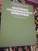 Анатомия мясопромышленных животных В.Жильцов