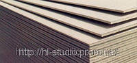 Гипсокартон стеновой Knauf 12,5х1200х2000