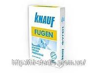 Шпаклевка Фугенфюллер (Fugenfuller) Knauf, 25 кг