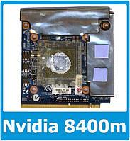 Видеокарта Nvidia GeForce 8400m 256mb up to 512mb идеальная