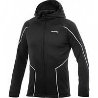 Мужская курточка Craft Warm Hood Jacket M 1902253-9900