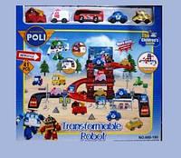 """Игровой набор """"Паркинг Робокар Полли"""" 660-195"""