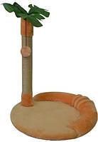Когтеточка  лежак для кошки Лагуна