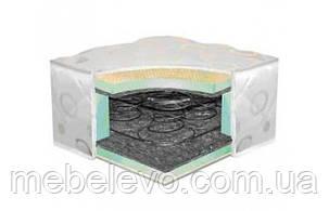 Двуспальный матрас Стандарт 3 с еврокаркасом 180х190 Матролюкс h18  зима/лето бонель 120кг, фото 2
