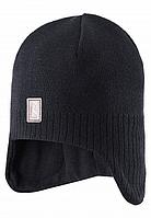Детская шапка Reima Lumula 528415, цвет 9990A размер 50