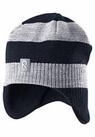 Детская шапка Reima Lumula 528415, цвет 9990B размер 50