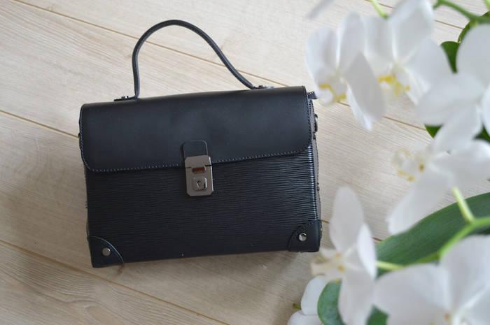 Кожаная сумка Virginia Conti