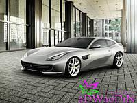 Ferrari представит турбо-версию купе GTC4Lusso