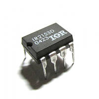 Чип IR2153D - 600V half-bridge gate driver DIP8