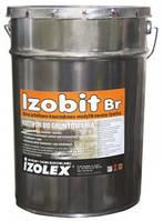 Эластичная битумно-каучуковая грунтовка на растворителе Izobit Br 9 кг