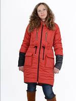 Пальто удлинньоное осенее.