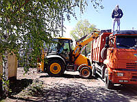 Вывоз мусора в Киеве (067) 232 81 77