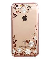 Чехол накладка бампер силикон iPhone 5 5S