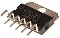 Чип усилитель 2x25 Вт TDA7265 НОВЫЙ (набор из 3 штук)