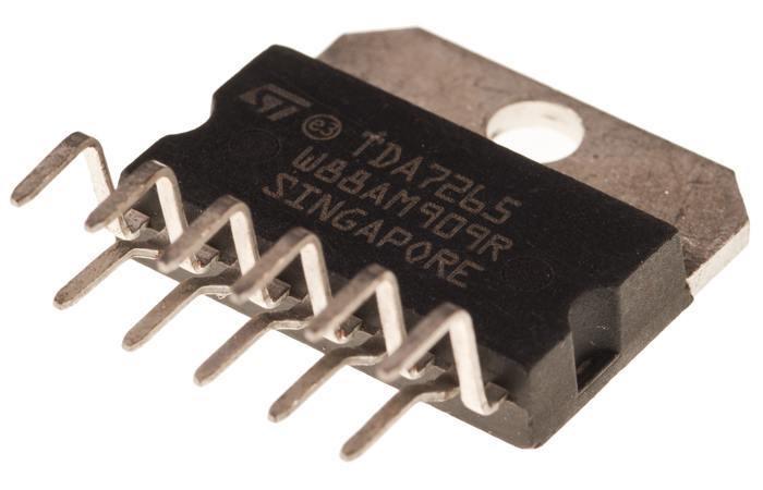 """Чип усилитель 2x25 Вт TDA7265 НОВЫЙ (набор из 3 штук) - Интернет-магазин """"iSector"""" в Мариуполе"""