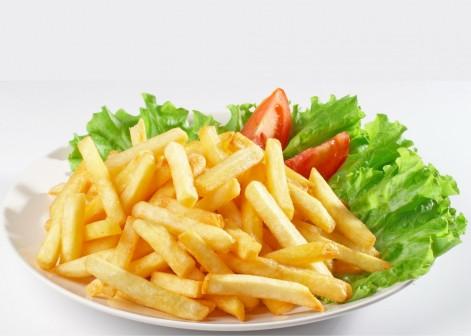 Картофель фри Премиум класс 7мм, замороженный минимальная фасовка для заказа 2,5кг, в ящике 12. 5кг