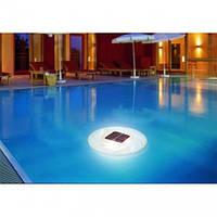 Лампа-поплавок в бассейн