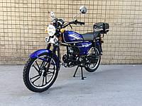 Мотоцикл Spark SP110С-2 Альфа (4т.; 110см3; задний багажник; подножка)