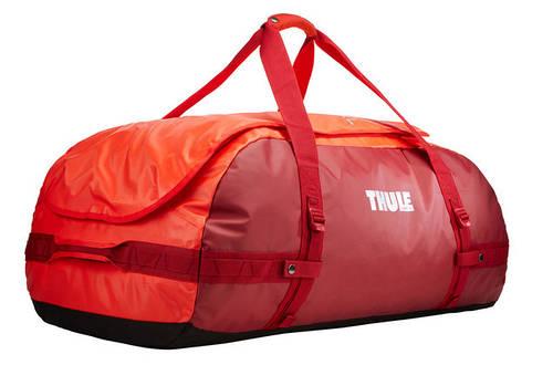 Яркая красная дорожная сумка Thule Chasm , 221403, 130 л.