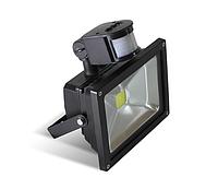 Прожектор LED 30w 6000K IP65 1LED с датчиком движения