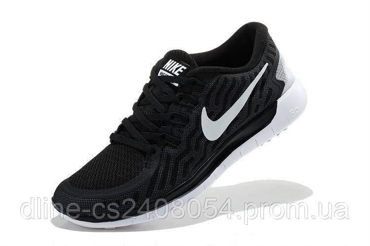Nike Free Run 5.0 2015 Чёрные