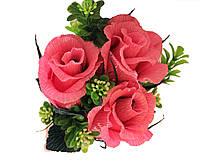 Букет с конфет Вкусные Розы,цветы из конфет