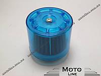 Воздушный фильтр нулевого сопротивления прямой с крышкой D=35 mm GXmotor