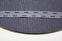 ТЖ 10мм (50м) св.серый+т.синий , фото 1
