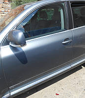 Дверь передняя двері передні левая L и правая R Volkswagen Touareg Туарег 2002 - 2009