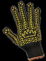 """Перчатки """"Корона"""" черные, Украина"""