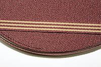 ТЖ 10мм репс (50м) коричневый(шоколад)+св.бежевый , фото 1