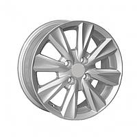 Литые диски Replica Hyundai (FR814) R15 W6 PCD4x100 ET45 DIA54.1 (silver)