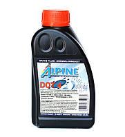 Жидкость тормозная Alpine Brake Fluid DOT 4 0,5л