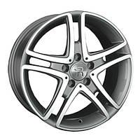 Литые диски Replay Mercedes (MR140) R17 W7.5 PCD5x112 ЕT37 DIA66.6 (GMF)