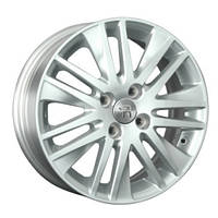 Литые диски Replay Toyota (TY178) R15 W5.5 PCD4x100 ЕT45 DIA54.1 (silver)