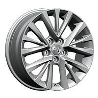 Литые диски Replay Toyota (TY222) R17 W7 PCD5x114.3 ET45 DIA60.1 (silver)