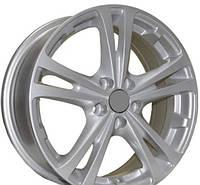 Литые диски Replica Seat (Z616) R15 W6 PCD5x100 ET43 DIA57.1 (silver)