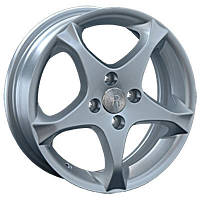 Литые диски Replay Nissan (NS158) R14 W5.5 PCD4x100 ET43 DIA60.1 (silver)