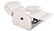 Польське шкіряне крісло-реклайнер - PORTLAND, фото 4