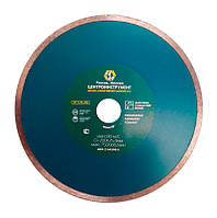 Алмазный диск Центроинструмент сплошной 200х5х25,4