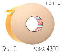 Скотч пеносонова (4300) BOMA 9 × 10