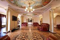 Дизайн интерьера в дворцовом стиле № 47