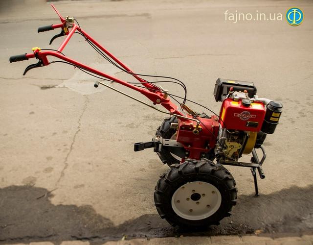 Дизельный мотоблок Победит 2010Д  фото 1
