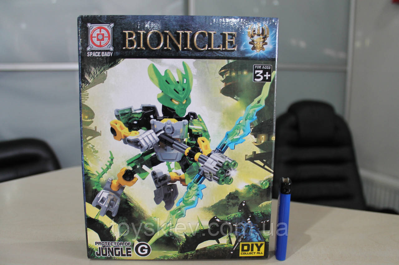 Конструктор Bionicle Бионика 2015-31 G Страж джунглей
