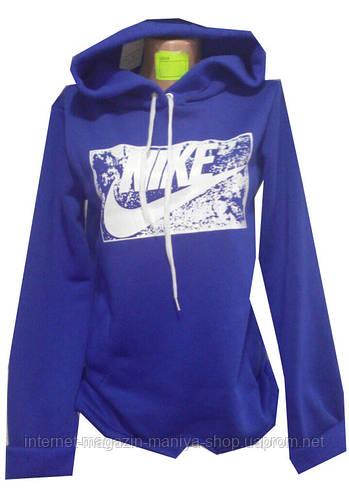 Батник женcкий теплый Nike