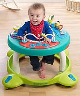 Как правильно пользоваться ходунками для малышей.